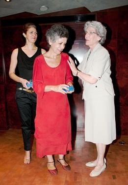 Βράβευση νικητών για το Διαγωνισμό Ζωγραφικής 2011