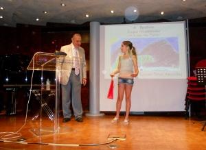 Βράβευση νικητών για το Διαγωνισμό Ζωγραφικής 2013