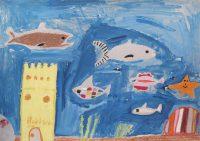Μαριάννα Χαλίλη - 14ο Δημ. Σχολείο Χαλκίδας - Ο όμορφος ωκεανός