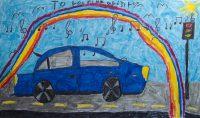 Δημήτρης Σαρχάνης - 4ο Δημ. Σχολείο Κιάτου - Το μουσικό αμάξι μου