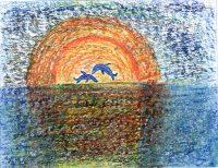 Δέσποινα Νεαμονίτη - 8ο Δημ. Σχολείο Χίου - Ταξιδιάρικα δελφίνια