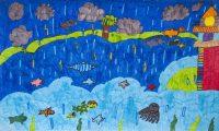 Χριστίνα Λιάπη - 8ο Δημ. Σχολείο Ρόδου - Η αναταραχή της φύσης