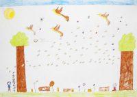 Σπυριδούλα Θεοτόκη - Δημοτικό Σχολείο Κασσιώπης Κέρκυρας - Ο μελισσοκόμος