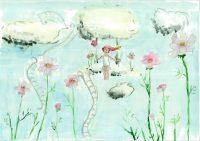 Πολίνα Γιενούτινα - 1ο Δημ. Σχολείο Λουτρακίου - Ονειρεμένος κήπος