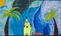 Άγγελος Χριστοδουλάκης - 17ο Δημ. Σχολείο Ρόδου - Η μουσική στο δάσος - 1ο βραβείο Παιδιά 6-8 ετών