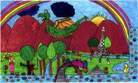 Ευφημία - Μαρκέλα Σκυλλά - 2ο Δημ. Σχολείο Ιαλυσού Ρόδου - Πάρκο από όνειρο