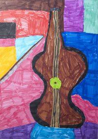 Ιακωβίνα Πρέκα - Δημ. Σχολείο Καρτεράδου Θήρας - Ροκ Μουσική