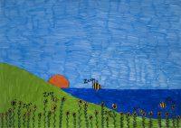 Μελίνα Φακίνου - 1ο Δημ. Σχολείο Λευκάδας - Το βούισμα των μελισσών