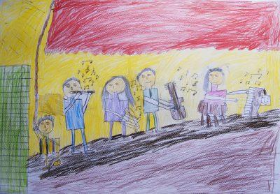 Θανάσης Γιολδάσης - Δημ. Σχολείο Βαθέος Σάμου - Η συναυλία των παιδιών