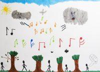 Αντώνης Παναγιώτου - Δημ. Σχολείο Καρδάμαινας Κως - Ο μουσικός αέρας