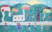 Σταματία Περδίκη - 5ο Δημοτικό Σχολείο Χαλκίδας - Ο παγωτατζής
