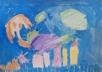 Ερμιόνη Γκόδα - 8ο Δημ. Σχολείο Χαλκίδας - Η γοργόνα με τα κόκκινα μαλλιά
