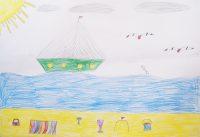 Στέλιος Φρατζέσκος - Δημ. Σχολείο Κορωνίδας Νάξου - Η όμορφη βάρκα