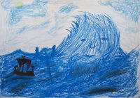 Βασιλική Στασινοπούλου - 1ο Δημ. Σχολείο Αρχαγγέλου Ρόδου - Ο Ποσειδώνας