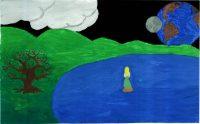 Kristiana Shehu - Δημ. Σχολείο Μούδρου Λήμνου - Ο κόσμος μου