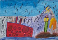 Βασίλης Καντού - Γεννάδειος Σχολή - Ο φάρος που αγαπούσε τα καράβια