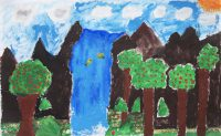 Λεωνίδας Βάρλας - 3ο Δημ. Σχολείου Γυθείου - Μαυροβούνι - Η μουσική της φύσης