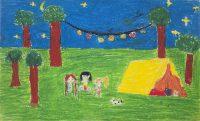 Φωτεινή Ζάφτη - 5ο Δημ. Σχολείο Βαρβασίου - Χίος - Ζωή στη φύση
