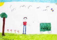 Αναστασία Παππά - Δημ. Σχολείο Κασσιώπης Κέρκυρας - Ο παγοπώλης
