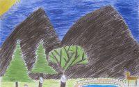 Α΄ βραβείο - Σοφία Ηλιοπούλου από το Δημοτικό Σχολείο Τολού Αργολίδος