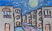 Τιρτίγκα Κέλλυ - 1ο Σμήνος Χαλκίδας - Η γειτονιά μου το βράδυ - 2ος Έπαινος