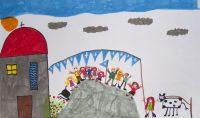 Υρώ Παπαβασιλείου - 2ο Δημοτικό Σχολείο Λουτρακίου - Το έθιμο της Περαχώρας το μπουλουγούρι - 3ος Έπαινος
