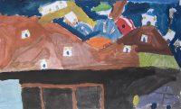 Μαργαρίτα Ατσόνιου - Δημ. Σχολείο Απολλωνίας Σίφνου - Το ηλιοβασίλεμα στη Σίφνο