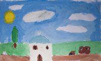 Αντώνης Ζάρος - Δημ. Σχολείο Απολλωνίας Σίφνου - Μια πανέμορφη εκκλησιά