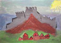 Ευάγγελος Κομνηνάκης - 3ο Δημ. Σχολείο Μύρινας Λήμνου - Το Κάστρο της Μύρινας - 1ος Έπαινος