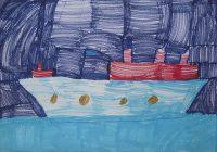 Ελένη Καζαντζόγλου - 17ο Δημ. Σχολείο Πόλεως Ρόδου - Το καλοκαίρι