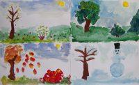 Αλεξάνδρα Ζαλάχα - 17ο Δημ. Σχολείο Πόλεως Ρόδου - Η φύση αλλάζει…