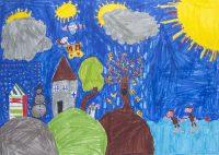 Β΄ βραβείο - Αναστάσης Φράγκος από to 1ο Δημ. Σχολείο Λουτρακίου