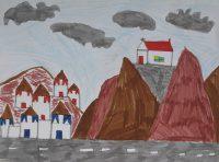 Θανάσης Κουσαθανάς - «Το χωριό μου» (2ο Δ.Σ. Μυκόνου)