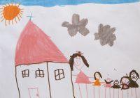 Ηλέκτρα Κοκκίνου (προνήπιο - Νηπιαγωγείο Σκάλας Πάτμου) - Έπαινος Προσχολικής Ηλικίας