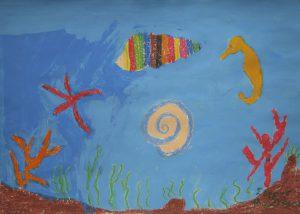 Β' βραβείο Σέργιος Μπαλάκας 11 ετών - 5ο Δημ. Σχολείο Χαλκίδας