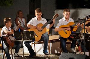 Το Μουσικό Εργαστήρι Λήμνου στο Μετόχι της Παλιάς Μητρόπολης