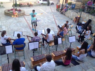 Καλοκαιρινές συναυλίες Μουσικού Εργαστηρίου Λήμνου 2015