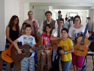 Ο Βαγγέλης Μπουντούνης σε περιοδεία στα Μουσικά Εργαστήρια