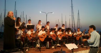 Το Μουσικό Εργαστήρι Λήμνου υποδέχεται τη Ρεγκάτα του Αιγαίου 2013
