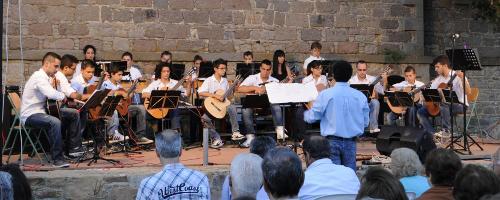 Kαλοκαιρινές συναυλίες Μουσικού Eργαστηρίου Λήμνου 2013