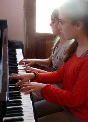 Το Μουσικό Εργαστήρι Λήμνου συναντά το Μουσικό Εργαστήρι Ικαρίας