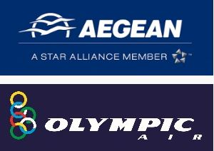 Aegean - Olympic Air