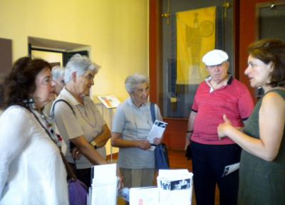 Επίσκεψη στο Μουσείο Ιστορίας Πανεπιστημίου Αθηνών