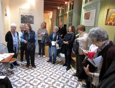«Το Μουσείο Φαλτάϊτς από τη Σκύρο στην Αθήνα - Ένα Ταξίδι στο Χώρο και στο Χρόνο»