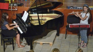 Πιάνο - φλάουτο