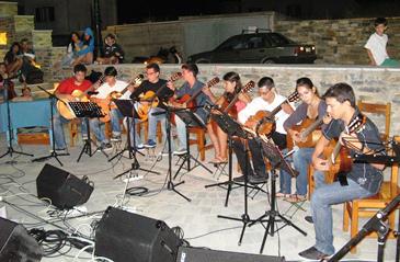 Συναυλία Μουσικού Εργαστηρίου Τήνου 2012