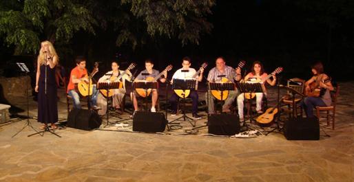 Συναυλία Μουσικού Εργαστηρίου Τήνου 2011