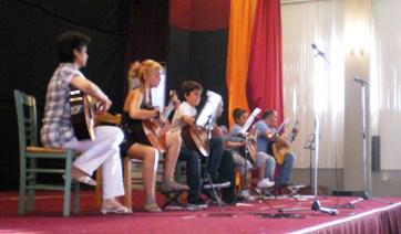 Συναυλία Μουσικού Εργαστηρίου Τήνου 2010