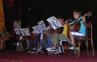 Συναυλία του Μουσικού Εργαστηρίου Τήνου 2009