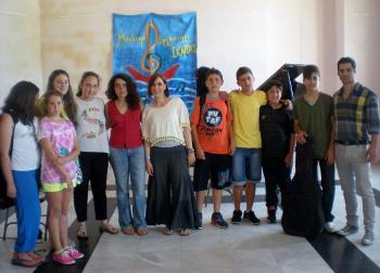 Καλοκαιρινή συναυλία Μουσικού Εργαστηρίου Ικαρίας 2015